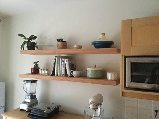 acustomshelf, Kitchen and Household Floating Shelves ...